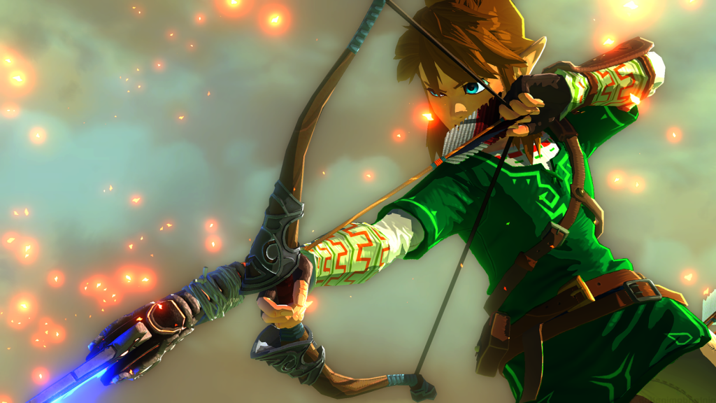 Everyone could revel in the joys of playing Zelda games without needing a specific