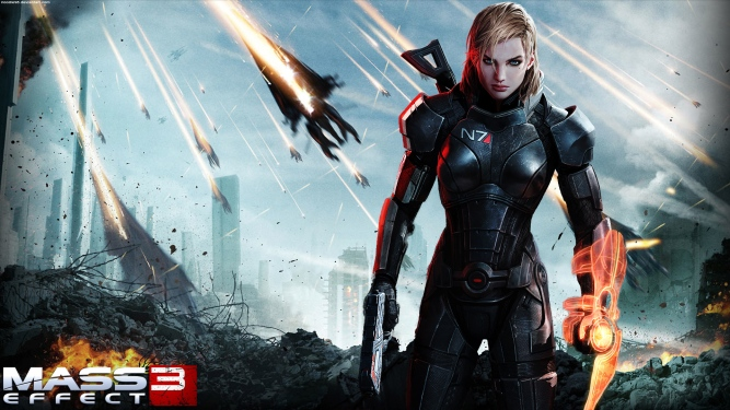 Image result for Mass Effect 3