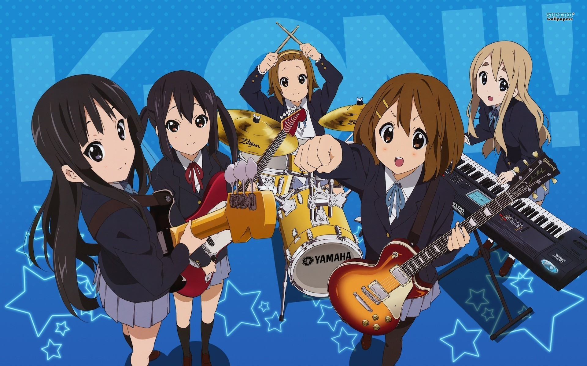 Review: K-ON! (Season one, sea...