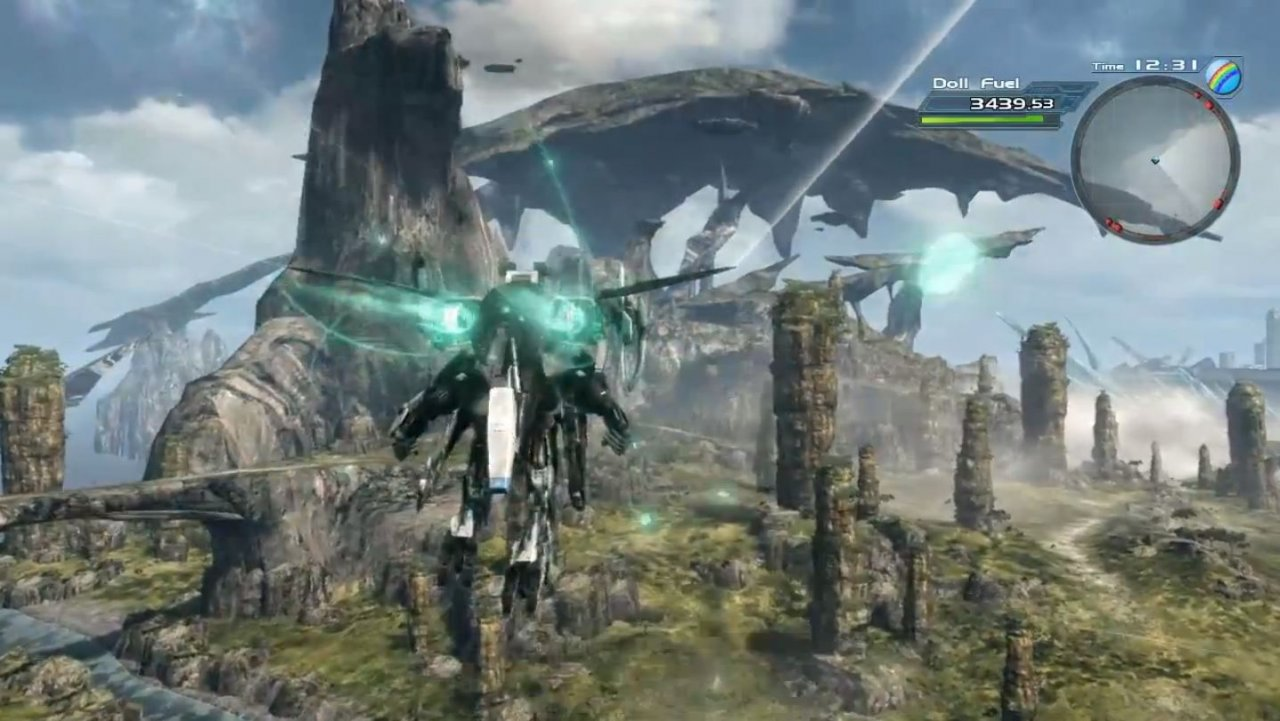 xenoblade chronicles x how to change divisions