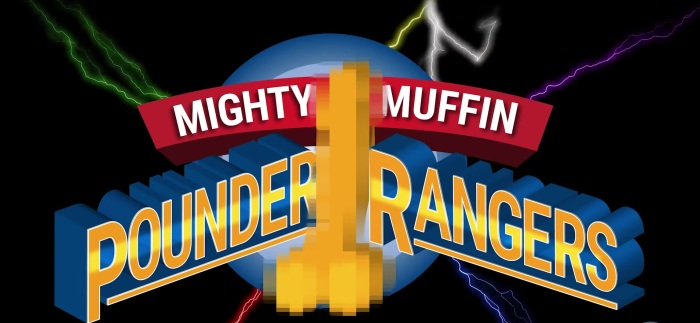 NSFW Review: Mighty Muffin Pounder Rangers
