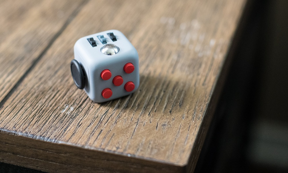 Fidget Cubes Awkward Relationship To Autistic Stimming