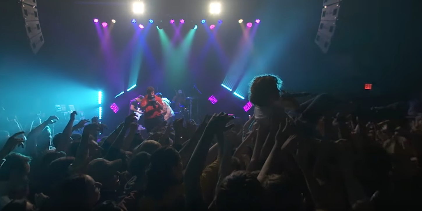 Concerts, VR, and How Technology Can Help Circumvent Sensory