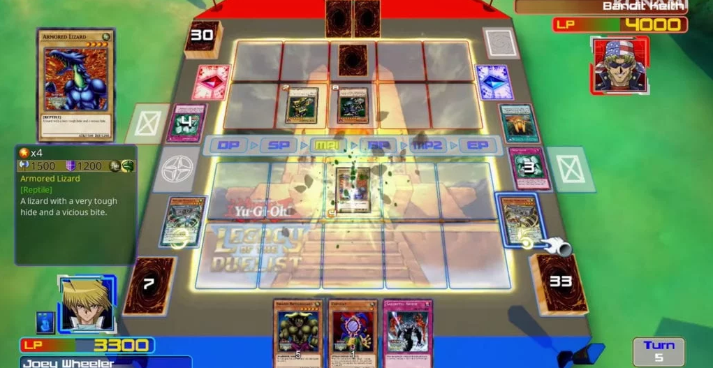 Preview -Yu-Gi-Oh Legacy of the Duelist: Link Evolution | LauraKBuzz com